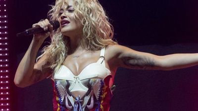 Rita Ora wanted to 'challenge' herself on her third album