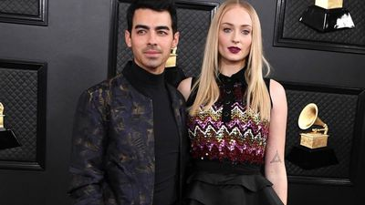 Sophie Turner jokes Joe Jonas is a 'psychopath' for wearing jeans whilst in coronavirus self-isolati