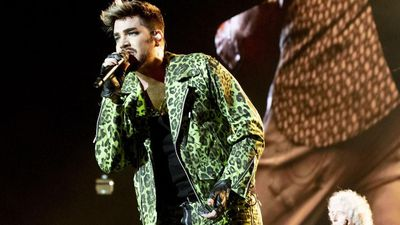 Adam Lambert is ready to meet a new partner