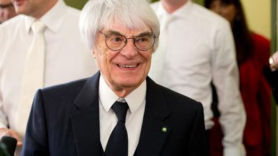 Bernie Ecclestone to be a dad for the fourth time