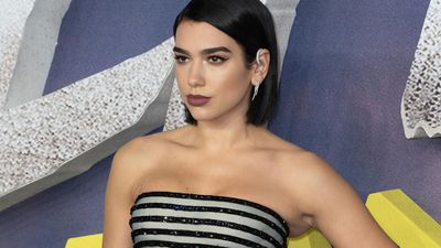 Dua Lipa's beauty mishaps