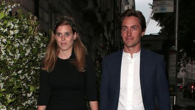 Princess Beatrice is happier than ever