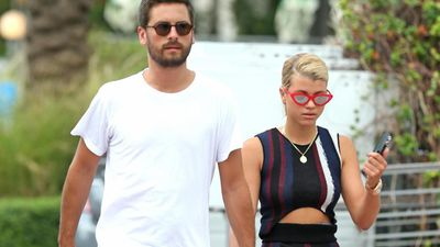 Sofia Richie's mom loves Scott Disick
