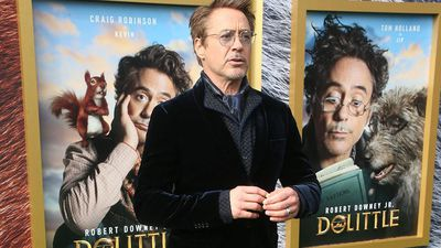 Robert Downey Jr. celebrated frontline workers on 55th birthday