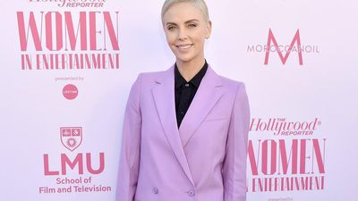 Charlize Theron finds method acting 'exhausting'