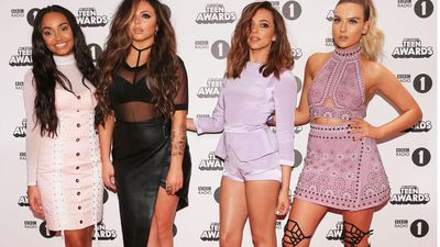 Little Mix feel 'pressure' to stay 'at the top'