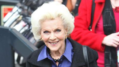 Former Bond girl Honor Blackman has died
