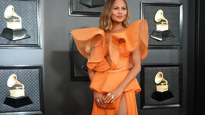 Chrissy Teigen feeling a little 'emotional' amidst coronavirus