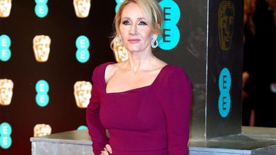 J.K. Rowling had coronavirus symptoms