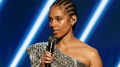 Alicia Keys on 'big sister' Oprah Winfrey
