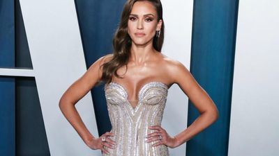 Jessica Alba uses face masks for 'self-care' during coronavirus pandemic