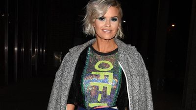 Kerry Katona's worry for mum