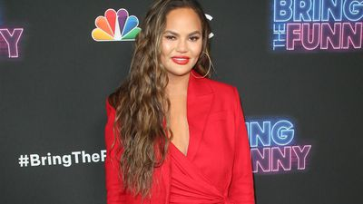 Chrissy Teigen grateful for home help amidst coronavirus