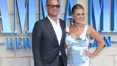 Rita Wilson made haunting threat to Tom Hanks