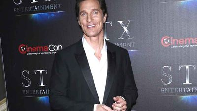 Matthew McConaughey's chemistry with Kate Hudson
