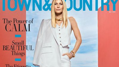 Gwyneth Paltrow: My dad's health battle inspired Goop