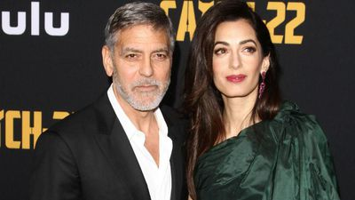 George and Amal Clooney donate $1m in aid to help those impacted by coronavirus