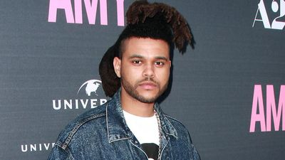 The Weeknd celebrated birthday with Jim Carrey