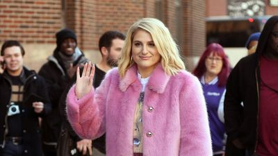 Meghan Trainor 'impressed so much' by Nicki Minaj
