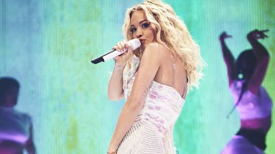 Rita Ora hails 'hero' mum for work in the NHS