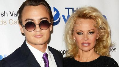 'Talented, ambitious, and gorgeous': Pamela Anderson gushes over her son Brandon Lee