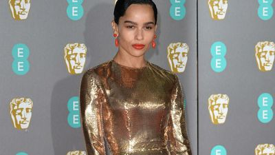 Zoe Kravitz missing her family in lockdown