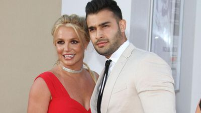 Britney Spears and Sam Asghari cycling to reduce anxiety during pandemic
