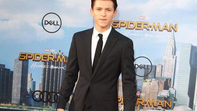 Is Tom Holland in a lockdown romance?
