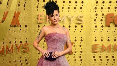 Halsey is 'studying for the bar exam' amid lockdown