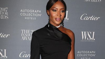 Naomi Campbell becomes first face of Pat McGrath Labs