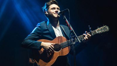 Niall Horan isn't putting pressure on himself to write lots of tunes in lockdown