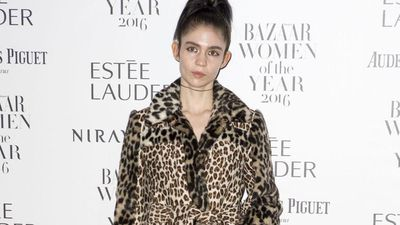 Literally putting her heart and soul into art: Grimes is legally selling a part of her soul!