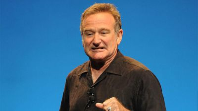 A lasting legacy: Robin Williams' grandson learning about the star through Aladdin