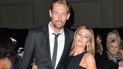 Peter Crouch wants Abbey Clancy to wear 'as little as possible'