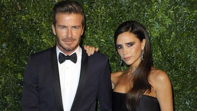 David and Victoria Beckham building underground tunnel from house to garage