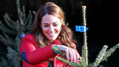 Duchess Catherine's gardening joy