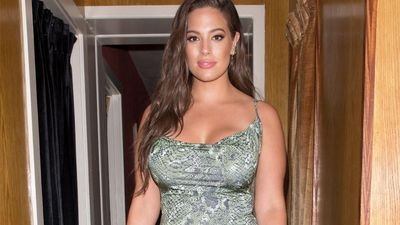 Ashley Graham thought she had pre-natal depression