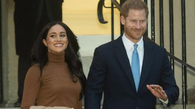Escaping the Palace: movie based on Prince Harry and Meghan's royal exit in the works