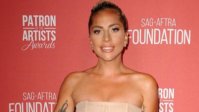Lady Gaga's ideas for Stupid Love came during A Star Is Born sessions