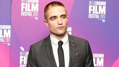 Robert Pattinson glad of filming break