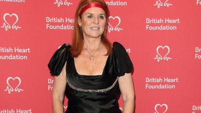 Sarah Ferguson launches new foundation
