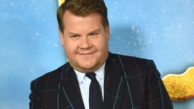 James Corden broke down in tears as he discussed racism on 'The Late, Late Show'