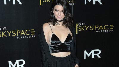 Spoilt for choice: Kendall Jenner has 'so many men after her'