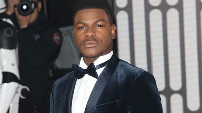 John Boyega breaks down in tears during protest speech: 'I need you to understand how painful this i