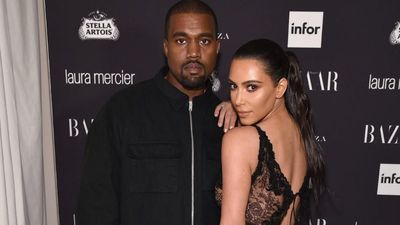 'They're on different pages': Kim Kardashian West and Kanye West not seeing eye to eye in lockdown