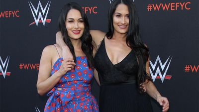 'It just broke us': Nikki and Brie Bella on the death of George Floyd