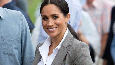 Duchess of Sussex speaks up about George Floyd's death
