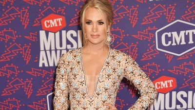 Carrie Underwood got mad with God