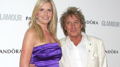 'I've lost my wife!' Rod Stewart's 'Strictly' jealousy