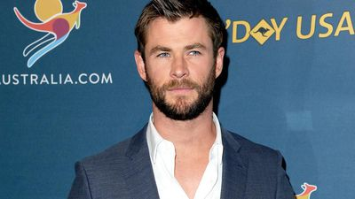 Chris Hemsworth's workout routine